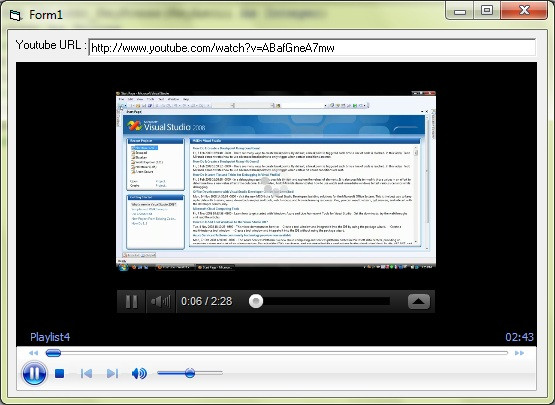 visual-basic-6 - YouTube in VB6 [SOLVED] | DaniWeb