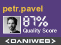 I'm contributing to DaniWeb