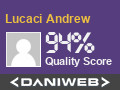 lucaciandrew has contributed to DaniWeb