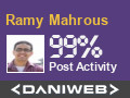 My Daniweb Certificate