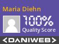 Maria Diehn Contributes to DaniWeb