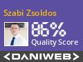 Szabi Zsoldos Contributes to DaniWeb