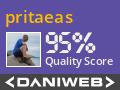 pritaeas Contributes to DaniWeb